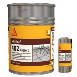 Sikaflex-402 Airport Ελαστικό, Αυτοεπιπεδούμενο, Πολυουρεθανικό Σφραγιστικό 2-συστατικών για αρμούς Αεροδρομίων - 532077