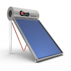 Ηλιακός Θερμοσίφωνας Mark 4 Διπλής Ενέργειας