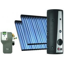 Ηλιακά Συστήματα VTS Vacuum με Δύο Συλλέκτες
