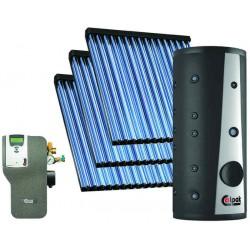 Ηλιακά Συστήματα VTS Vacuum με Τρεις Συλλέκτες