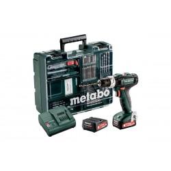 Κρουστικό Δραπανοκατσάβιδο Μπαταρίας PowerMaxx SB 12 Set - 60107687
