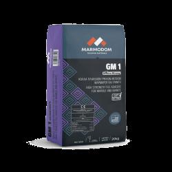 GM 1 Κόλλα Μαρμάρου & Γρανίτη Επίστρωση Πλακιδίων
