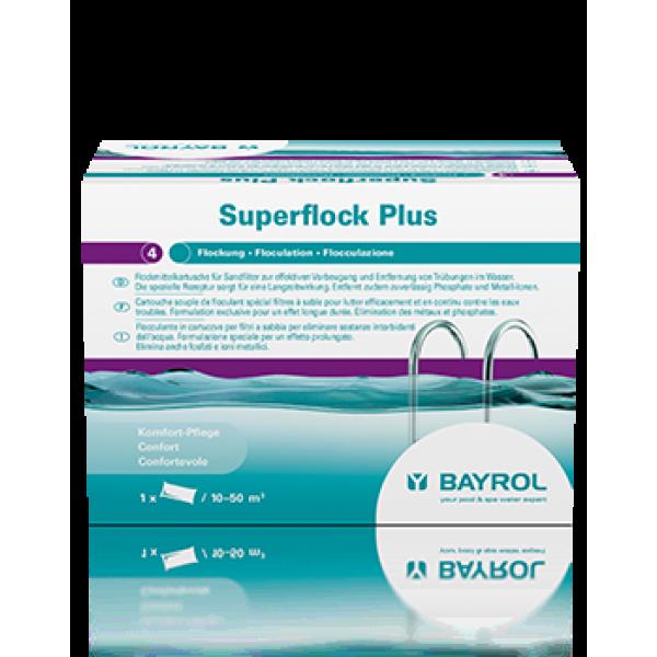Superflock Plus Χημικά Πισίνας