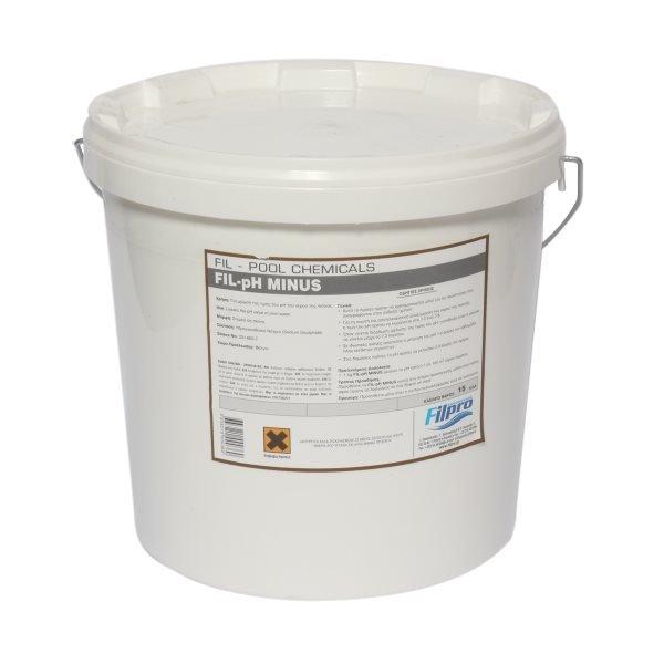 Fil-pH Minus Χημικά Πισίνας