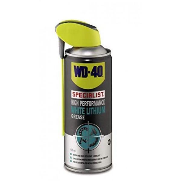 WD-40 High Performance White Lithium Grease Λιπαντικά - Αντισκωριακά